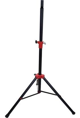Lastvoice KB01 Red Kabin Hoparlör Standı Sehpası Hoparlör Ayağı