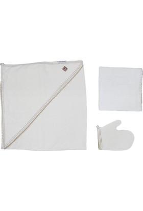 Andywawa AC9010 Towel 3'lü Havlu Seti