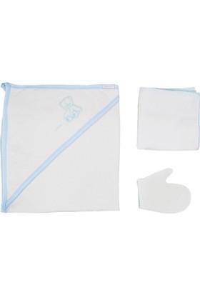 Andywawa AC9027 Towel 3'lü Havlu Seti