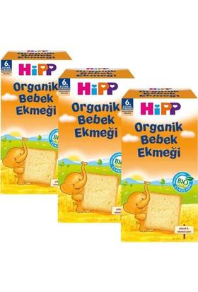 Hipp Organik Bebek Ekmeği 100 gr x 3 Adet