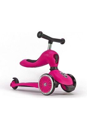 Scoot And Ri̇de Higwaykick 1 Pembe Scooter