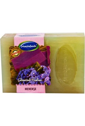 Mecitefendi Gliserinli Menekşe Sabun 100 gr