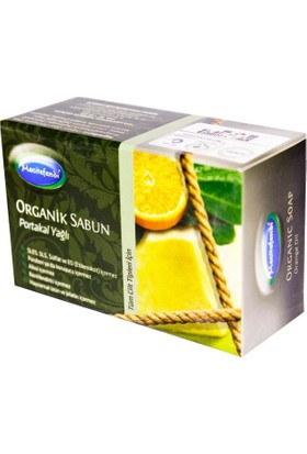 Mecitefendi Portakal Sabun 125 gr Organik