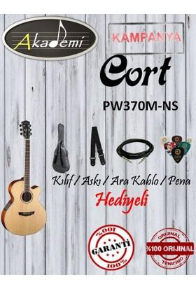 Cort Pw370M - Ns Elektro Akustik Gitar