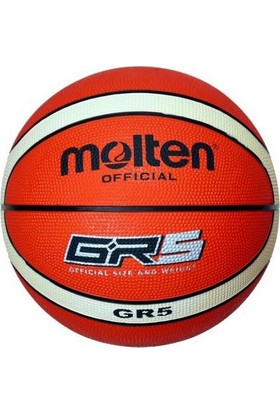 Molten Bgr5 - 01 Fiba Approved Basketbol Topu