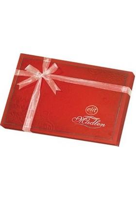 Elit Çikolata Bordo Madlen 430 Gr