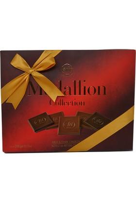 Elit Medallion Çikolata Collection Kırmızı 288 Gr