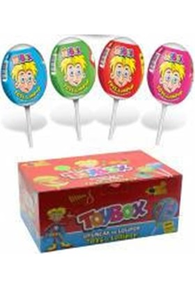 Toybox Lollipop Şeker 11Gr