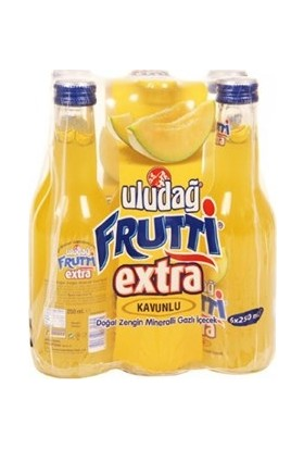 Uludağ Frutti Extra Kavun 250 Ml