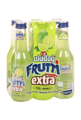 Uludağ Frutti Extra Limon 250 Ml