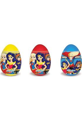 Zaını Relkon Surpıse Yumurta Dc Super Hero Gırls