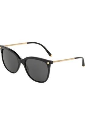 Dolce & Gabbana 0DG4333-501/8755 Kadın Güneş Gözlüğü