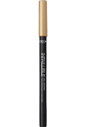 L'Oréal Paris Infallible Waterproof Gel Crayon Eyeliner 06 Golden Woman