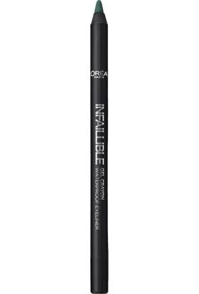 L'Oréal Paris Infallible Waterproof Gel Crayon Eyeliner 17 Christmas Day