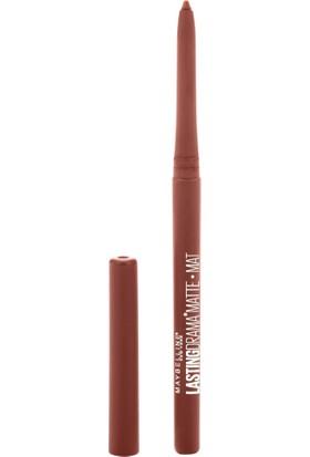 Maybelline Lasting Drama Carbon Matte Eyeliner 830 Rusty Terracotta