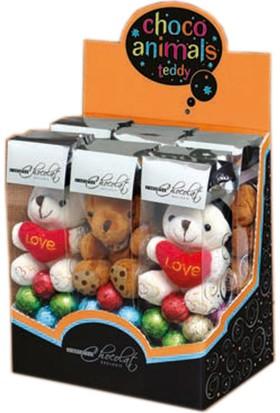 Lc Teddy Ayıcık Çikolata 150 Gr