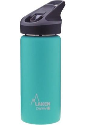 Laken Çelik Termo Şişe 0,5L. Turquoise