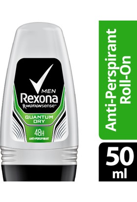 Rexona Deodorant Roll On Quantum Dry 50 ml