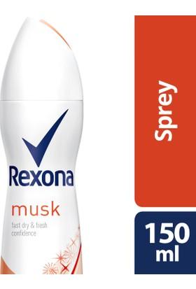 Rexona Deodorant Sprey Musk 150 ml