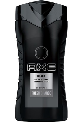Axe Duş Jeli Black 250 ml