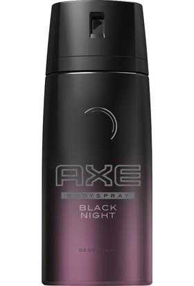 Axe Deodorant Sprey Black Nıght 150 ml