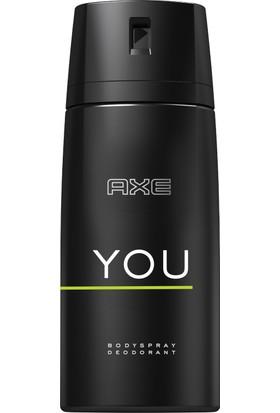 Axe Deodorant Sprey You 150 Ml