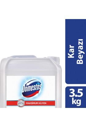 Domestos Çamaşır Suyu Kar Beyazı 3.5 Kg