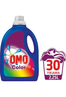 Omo Color Sıvı Çamaşır Deterjanı 2250 Ml