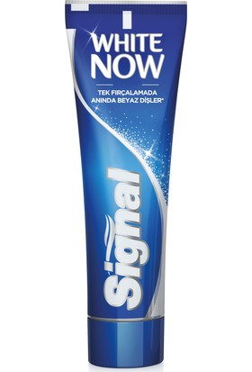 Signal Diş Macunu White Now Anında Beyazlık 75 ml