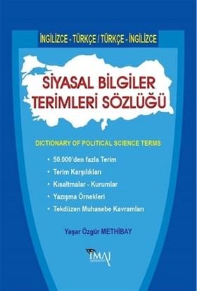 Siyasal Bilgiler Terimleri Sözlüğü