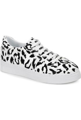 Butigo Zebra90Z Zebra Rengi Kadın Sneaker Ayakkabı