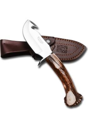 Joker Knives Cn28 Dogo Geyik Boynuz Saplı Bıçak