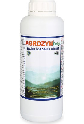 Agrozym Ekolojik Enzimli Organik Gübre 0,5 Lt