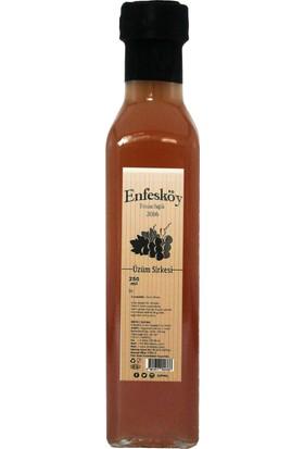 Enfesköy Üzüm Sirkesi 250 ml Katkısız Doğal