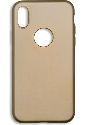 Sunix Apple iPhone X Slim Fit Premium Silikon Kılıf
