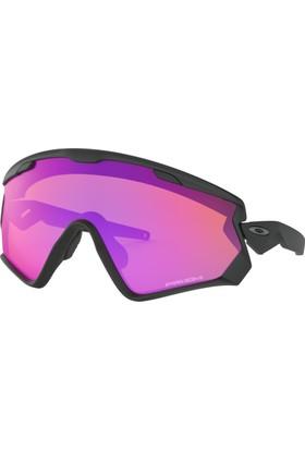 Oakley Wind Jacket 2.0 9418-11 Prizm Trail Erkek Güneş Gözlüğü
