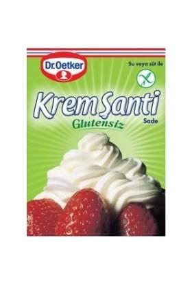 Dr.Oetker Glutensiz Krem Şanti 75Gr