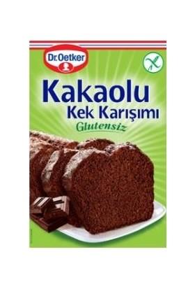 Dr.Oetker Glutensiz Kakaolu Kek Karışımı 400Gr