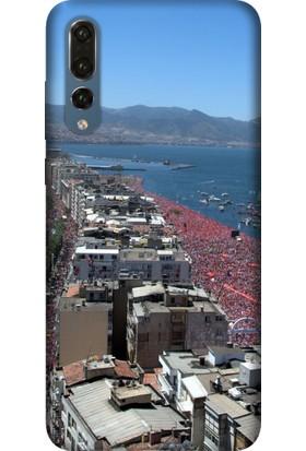 Tomkas Samsung Galaxy S9 Kılıf Desenli İnce Silikon Kapak - İzmir