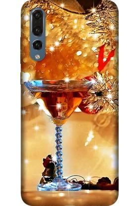 Tomkas Samsung Galaxy S9 Kılıf Desenli İnce Silikon Kapak - Özel Gün