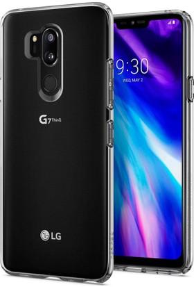 Spigen LG G7 ThinQ Kılıf Liquid Crystal Clear - A27CS23034