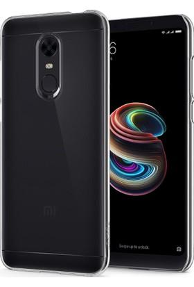 Spigen Xiaomi Redmi Note 5 / Redmi 5 Plus Kılıf Thin Fit Crystal Clear - S10CS23349
