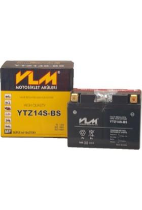Vlm Honda Nc 750 X ABS VLM Akü YTZ14S-BS