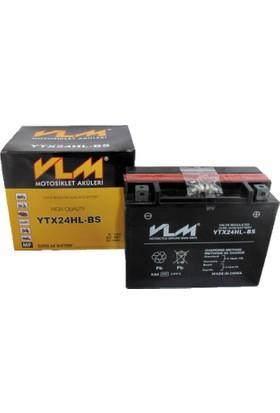 Vlm Yamaha Xv 1100 Virago VLM Akü YTX24Hl-BS