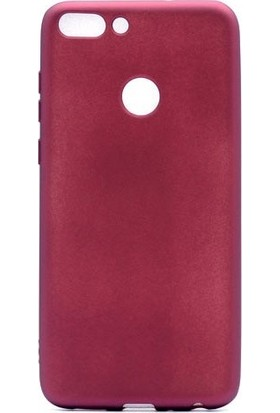 KNY Asus Zenfone Max Plus ZB570TL Kılıf Ultra İnce Mat Silikon + Cam Ekran Koruyucu