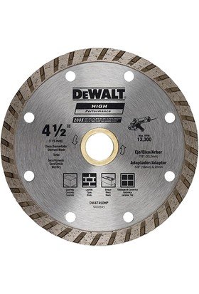 Dewalt 115mm Turbo Elmas Disk DW47450