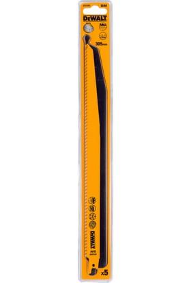 Dewalt Dt2350 Ahşap Kesim Tilki Kuyruğu Testere Bıçağı Ahşap,Plastik 5Ad.