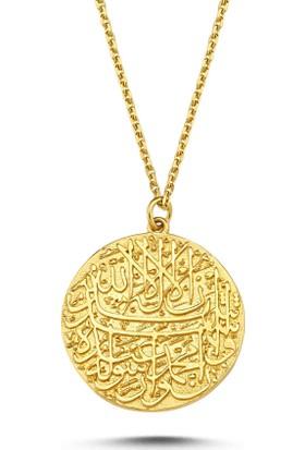 Sembolgold Altın Mühür Kolye ( Çift Taraflı ) Mh42-5824