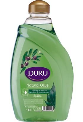 Duru Naturel Olive Zeytinyağı & Defne Özlü Sıvı Sabun 1,8 lt