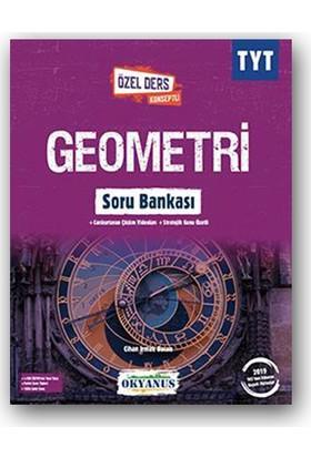 Okyanus Tyt Geometri Özel Ders Konseptli Soru Bankası